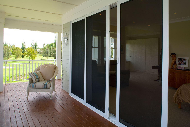 Sliding Doors Adelaide Custom Made To Measure Burns For Blinds
