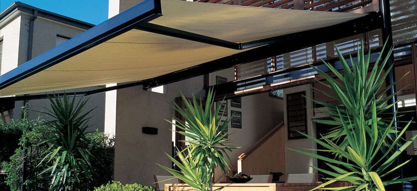 sports shoes 0ed0d 8366e Folding Arm Awnings Adelaide | Manual or Automatic | Burns ...