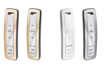 Somfy remote controls