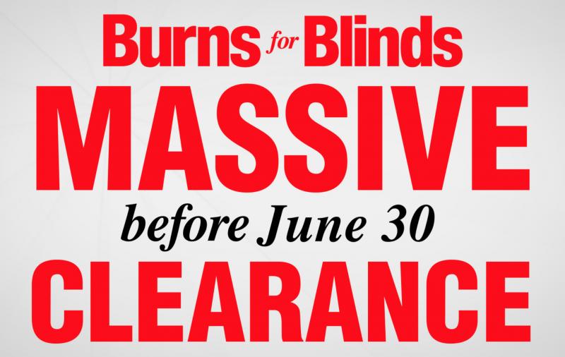 Massive Clearance