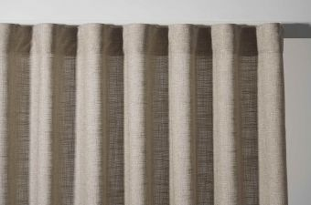 Curtains stacking / pleating - S-Weave